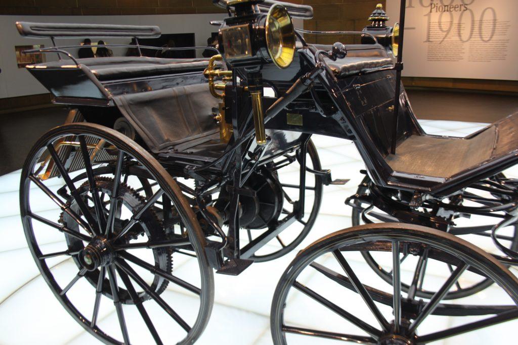 museo de Mercedes-Benz